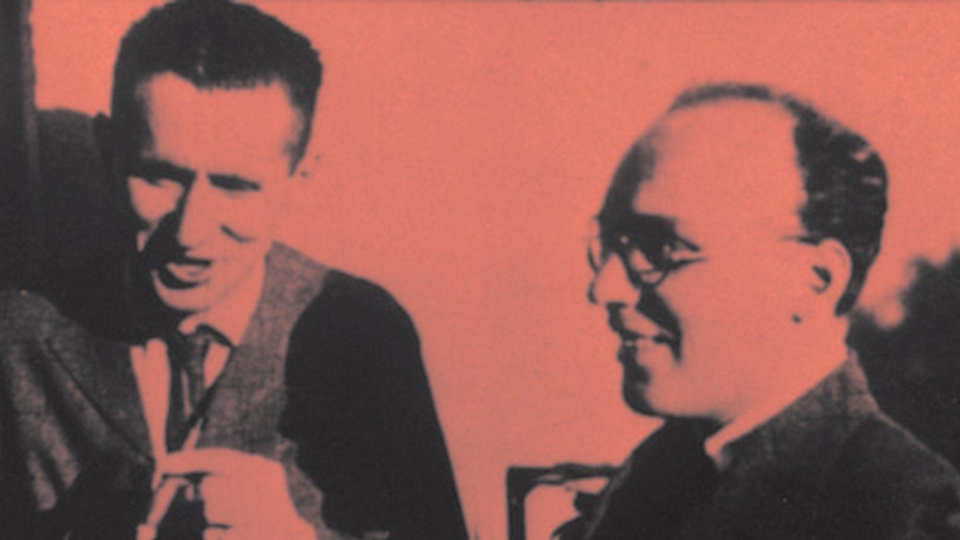 Bertolt Brecht en Kurt Weill_
