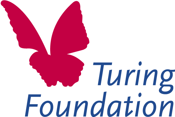 Logo van de Turing Foundation