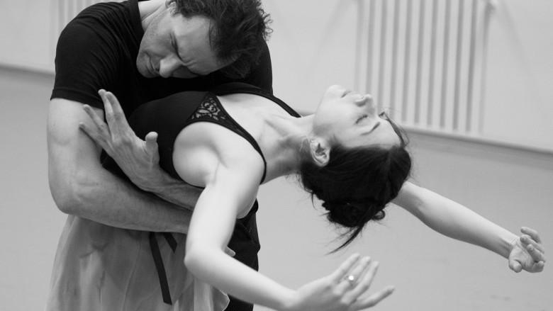Balletrepetitie