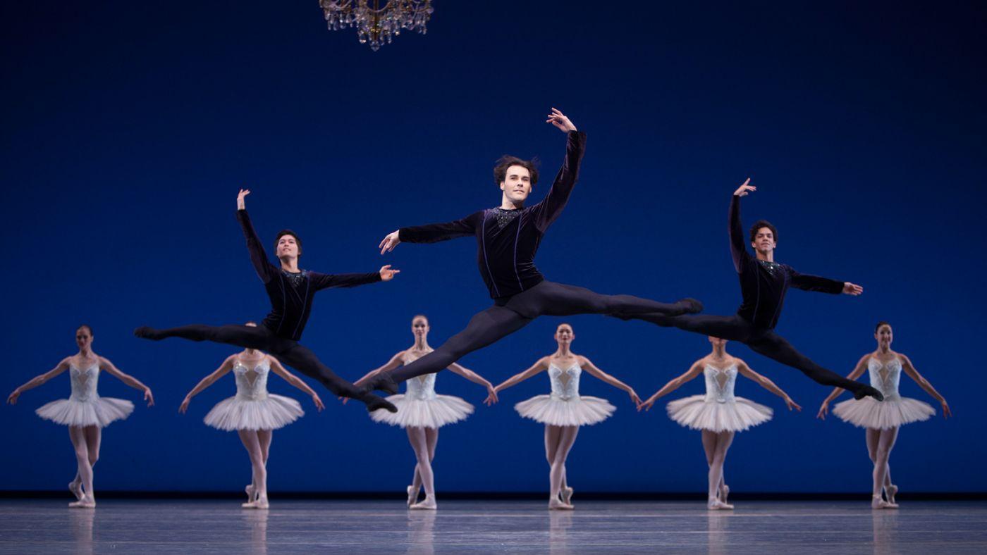Het Nationale Ballet - Best of Balanchine - Symphony in C Angela Sterling (3).