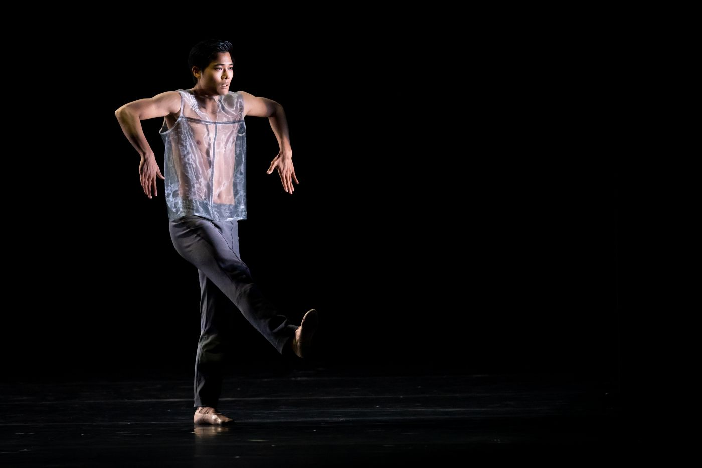 Het Nationale Ballet - Manoeuvre © Michel Schnater - NOBDAT01-142