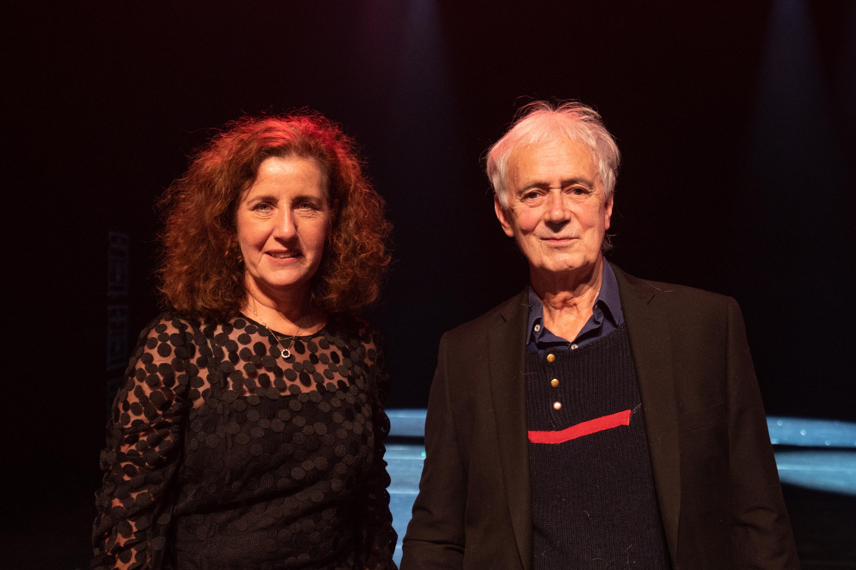 Ingrid van Engelshoven en Toer van Schayk