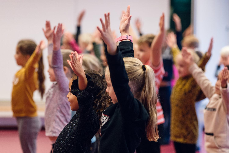 Dansworkshop in Kudelstaart