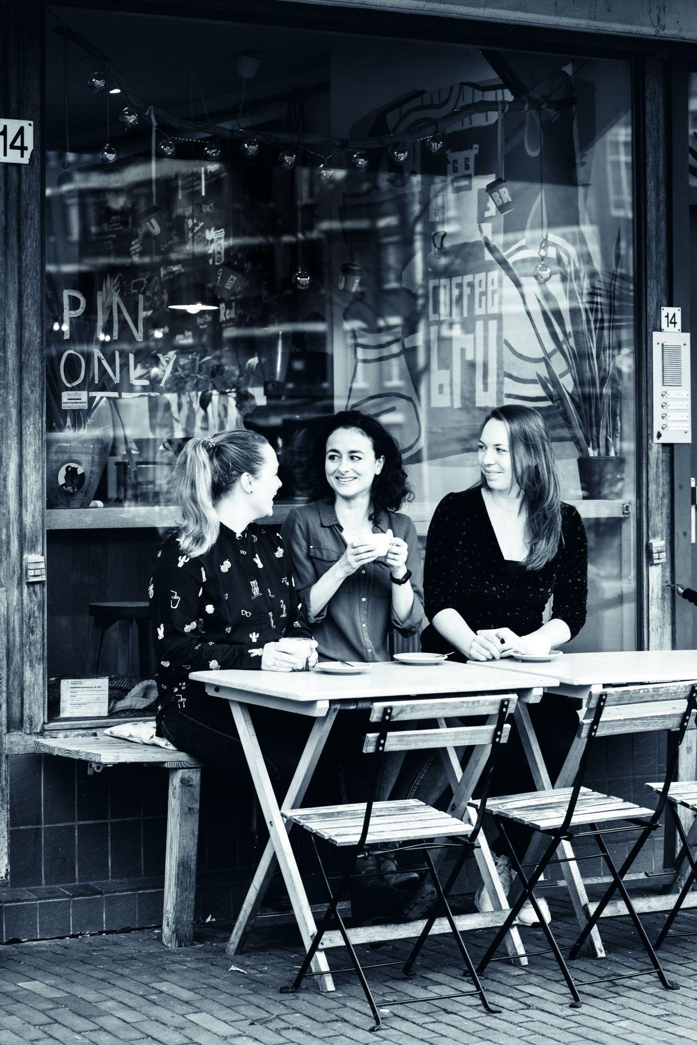 Publiek Inge van der Lans, Inouk Boerma & Reina Jongkind (Linelle Deunk)_0.