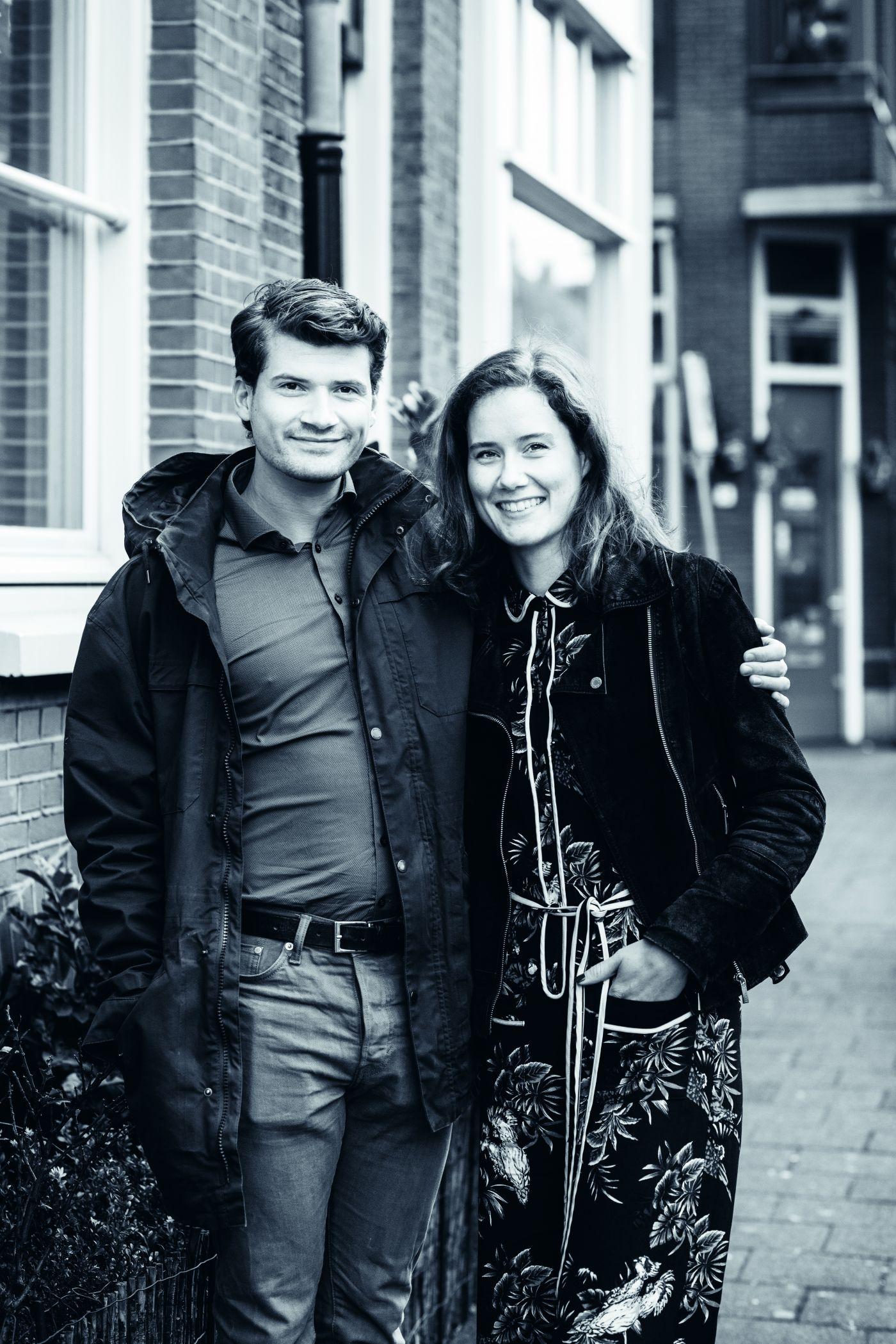Publiek Sanne Ephraim & Martijn Ephraim (Linelle Deunk
