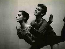 Van Dantzig's first choreography