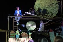 Scènefoto uit de voorstelling Goud!