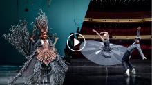 Scenefoto van online voorstelling