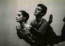 Van Dantzigs eerste choreografie