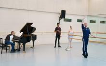 balletles ernst Meisner