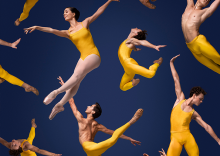 Dancers: Catarina Pires, Isaac Mueller, Guillermo Torrijos and Kyoko Yamamoto