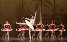 Rangen in ballet