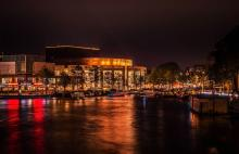Building Dutch National Opera & Ballet night
