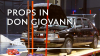 Behind the scenes of Don Giovanni