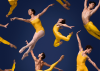 Dansers: Catarina Pires, Isaac Mueller, Guillermo Torrijos en Kyoko Yamamoto